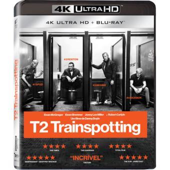 T2: Trainspotting (4K Ultra HD + Blu-ray)