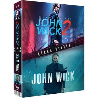Pack John Wick - Coleção de 2 Filmes Exclusivo Fnac (Blu-ray)