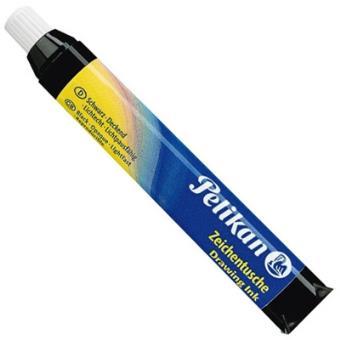 Tinta-da-China Preta - 9 ml