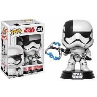 Funko POP Star Wars:The Last Jedi - First Order Executionner - 201