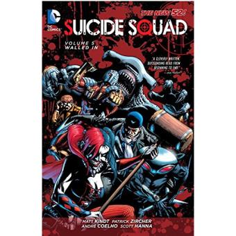 Suicide Squad - Book 5: Walled In