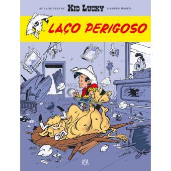 Kid Lucky - Livro 2: Laço Perigoso