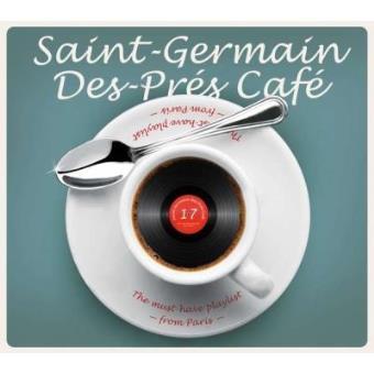 Saint-Germain-des-Pres Cafe XVII (2CD)