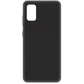 Capa 4-OK Slim Colors para Samsung Galaxy A41 - Preto