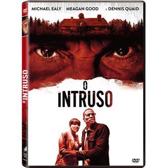O Intruso - DVD