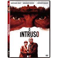 O Intruso - DVD