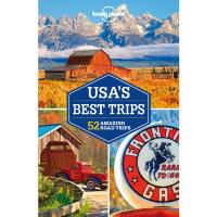Lonely Planet Travel Guide - USA's Best Trips