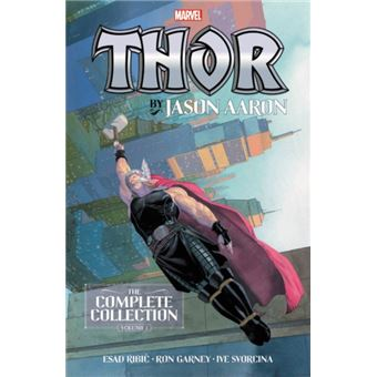 Thor By Jason Aaron: The Complete Collection - Volume 1
