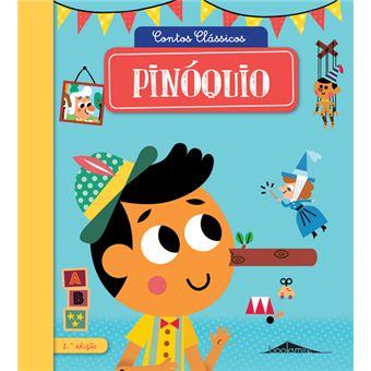 Contos Clássicos - Livro 3: Pinóquio