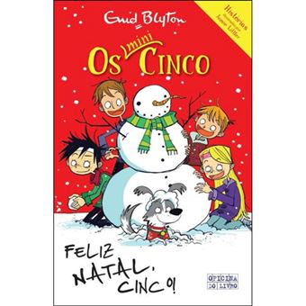 Os Mini-Cinco - Feliz Natal, Cinco!