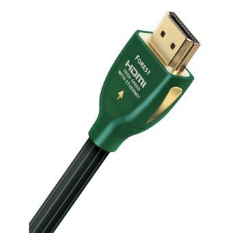 AudioQuest Forest 1.5m HDMI HDMI Preto cabo HDMI