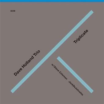 Triplicate - CD