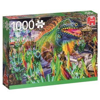 Puzzle Carnival In  Rio - 1000 Peças