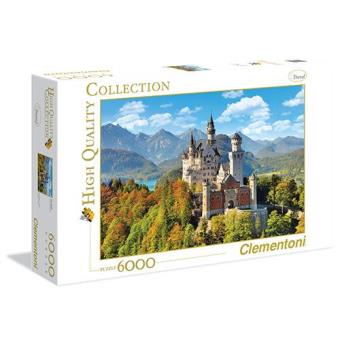 Puzzle Neuschwanstein (6000 peças)