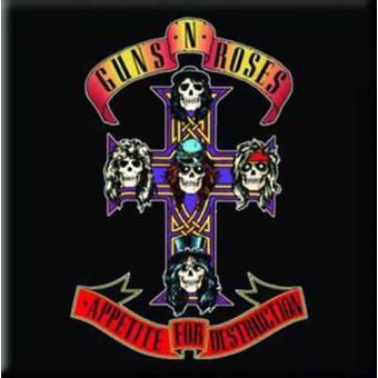 Guns 'n' Roses Appetite Fridge Magnet