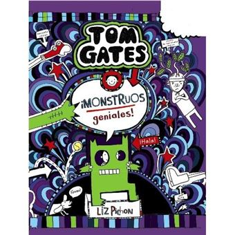 Tom gates 15 monstruos geniales