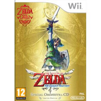 The Legend of Zelda: Skyward Sword Wii