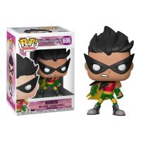 Funko Pop! Teen Titans Go: Robin - 606