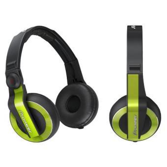 Pioneer HDJ-500-G Green DJ Auscultadores
