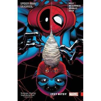 Spider-man-Deadpool - Book 2: Itsy-Bitsy