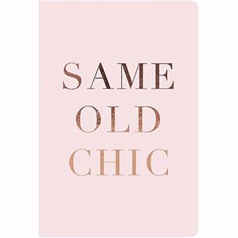 Agenda Semanal 12 Meses 2020 A5 Go Stationery - Same Old Chic