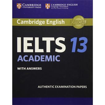 Cambridge English IELTS 13 Academic - Student's Book