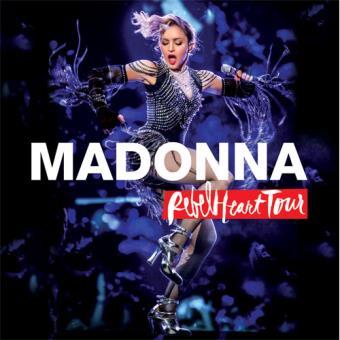 Rebel Heart Tour (2CD)
