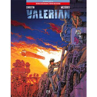 Valérian - Livro 9: Reféns do Ultralum - O Órfão dos Astros