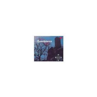 WAGNER-TANNHAUSER (3CD)