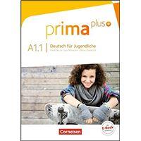 Prima Plus Alemão Nivel A1.1 - Schülerbuch