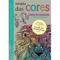 Terapia das Cores: Livro de Colorir Anti-Stress