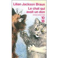 Le Chat Qui Avait Un Don