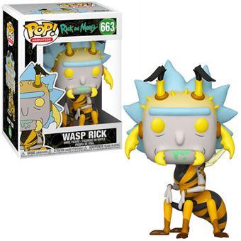 Funko Pop! Rick and Morty: Wasp Rick - 663