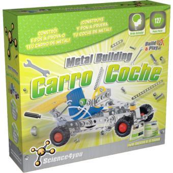 Construções de Metal - Carro