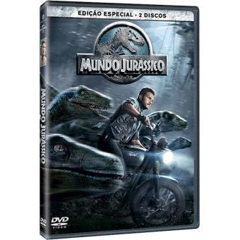 Mundo Jurássico - Edição Especial 2 Discos