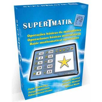 SuperTmatik - Quiz Cálculo Mental