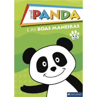 PANDA E AS BOAS MANEIRAS