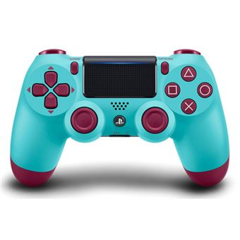 Comando Dualshock 4 Berry Blue - PS4