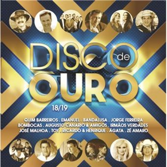 Disco de Ouro 2018/2019 - 2CD