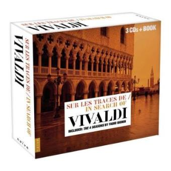 In Search of Vivaldi (3CD+Book)