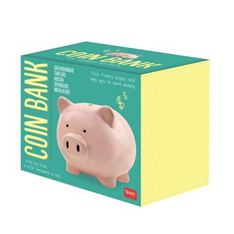 Mealheiro Legami Piggy Coin Bank