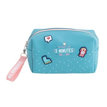 Bolsa Necessaire Mr Wonderful - Ready in 5 Minutes
