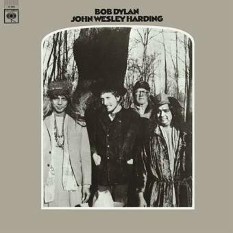 John Wesley Harding - 2010 Mono Version - LP 12''