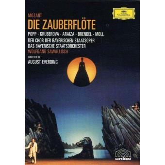 Mozart | Die Zauberflöte (DVD)