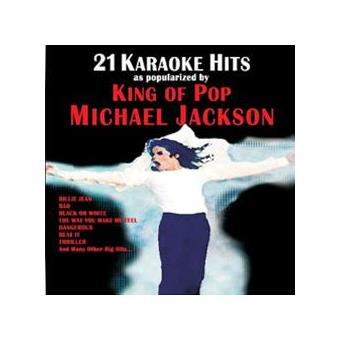 21 Karaoke Hits – King of Pop Michael Jackson
