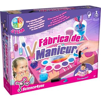 Fábrica de Manicure - Science4you