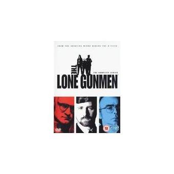 the lone gunmen legendado