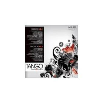 Tango, Yesterday And Tomorrow (DGP 2CD)