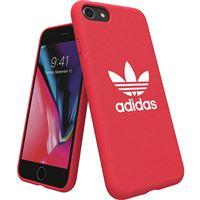 Capa Adidas Adicolor Moulded para iPhone 8 - Vermelho
