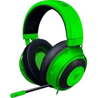 Auscultadores Gaming Razer Kraken - Verde